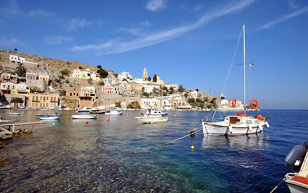 Greece Symi Island